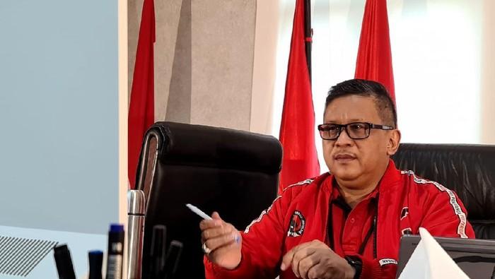 Foto: Hasto Kristiyanto. (dok. PDIP).detik.com