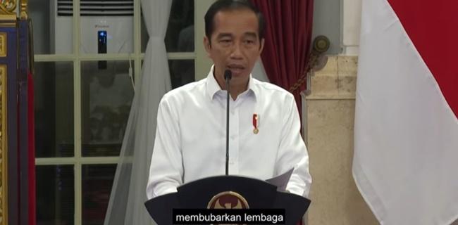 Presiden Joko Widodo/Repro/RMOL