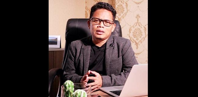Pengamat politik yang juga Direktur Visi Indonesia Strategis, Abdul Hamid