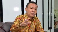 Pimpinan DPR: Jangan Berprasangka Buruk Soal Kebakaran Kejagung!