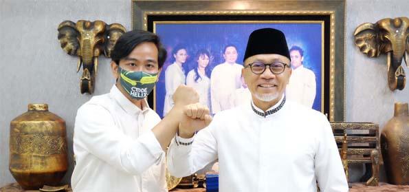 Zulkifli Hasan Puja Puji Gibran Jokowi, Pengamat: Butuh Kursi, Ketum PAN Jilat Habis 'Si Bocah Tengil'!