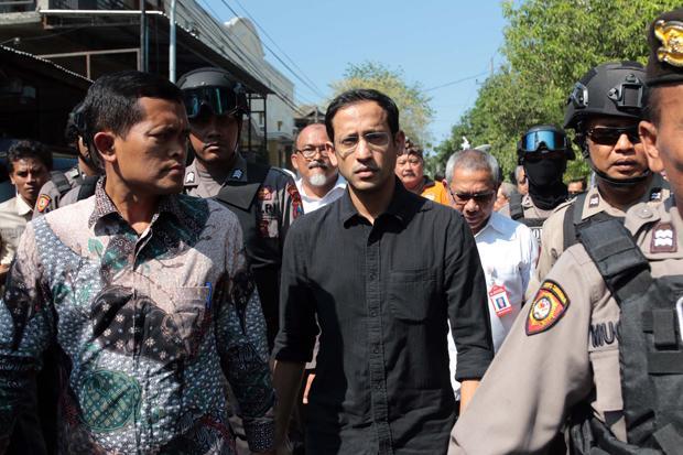Menteri Pendidikan dan Kebudayaan (Mendikbud) Nadiem Makarim. Foto/SINDOnews