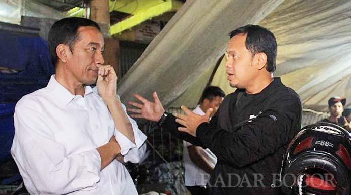 Bima Arya Jokowi