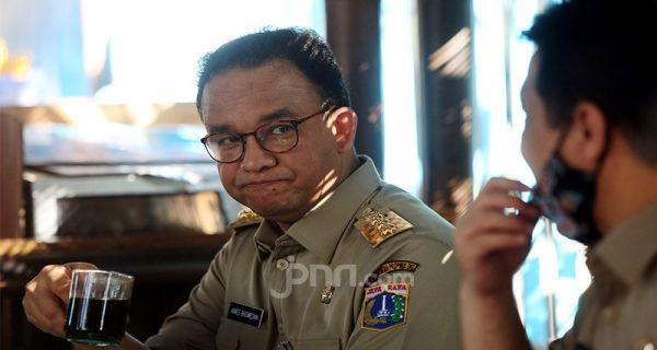 Gubernur DKI Jakarta Anies Baswedan. (Foto: Ricardo/Jpnn.com)