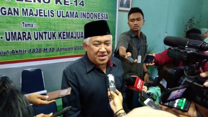 Din Syamsuddin MUI
