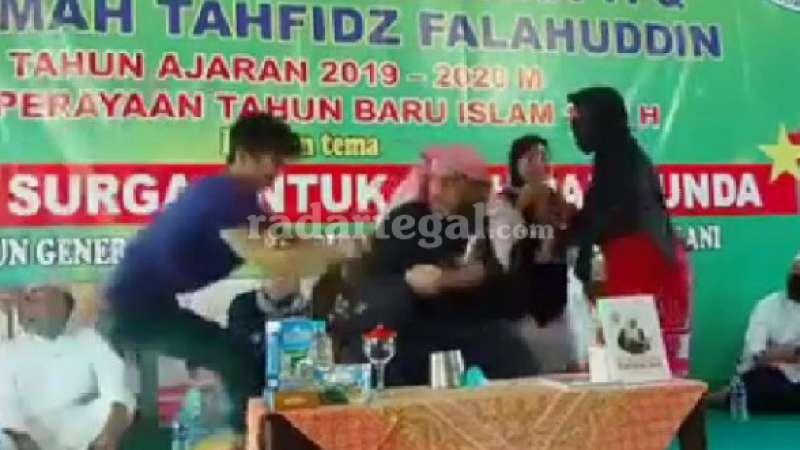 Penusukan Syekh Ali Jaber