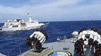 Tak Main-main! Laut Natuna Dimasuki Kapal Coast Guard, Kemenlu Langsung Panggil Dubes China
