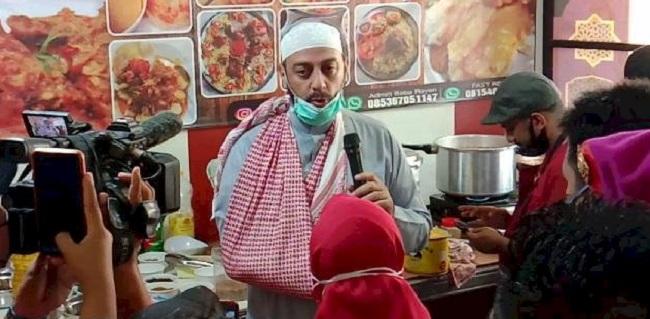 Syekh Ali Jaber tak yakin pelaku penusukan dirinya alami gangguan jiwa/RMOLLampung (Foto: Rmol.id)