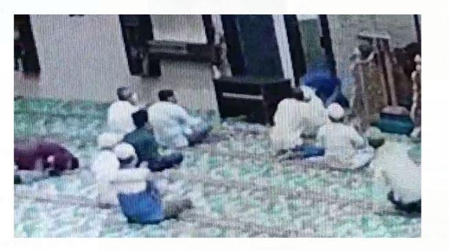 Imam Masjid yang Dibacok Parang Saat Salat Magrib Meninggal di Rumah Sakit