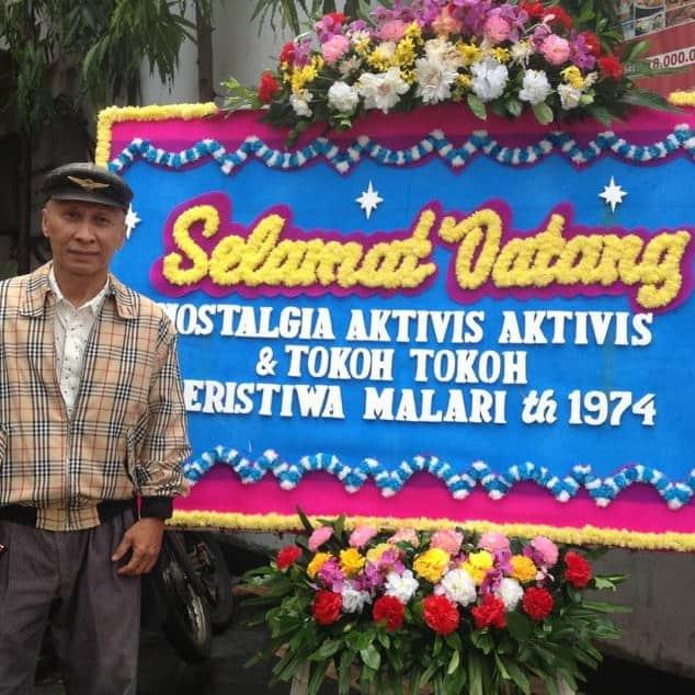 Aktivis Malari 74: Kekuasaan Jokowi Makin Menipis