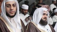Syekh Ali Jaber Beri Hadiah Bendera Merah Putih Kepada Penusuknya