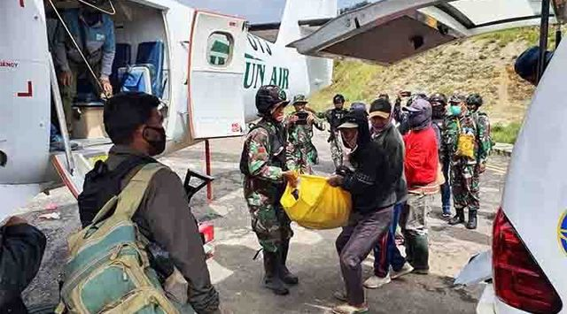 Lagi, Anggota TNI Gugur Ditembak Usai Evakuasi Jenazah Serka Suhlan