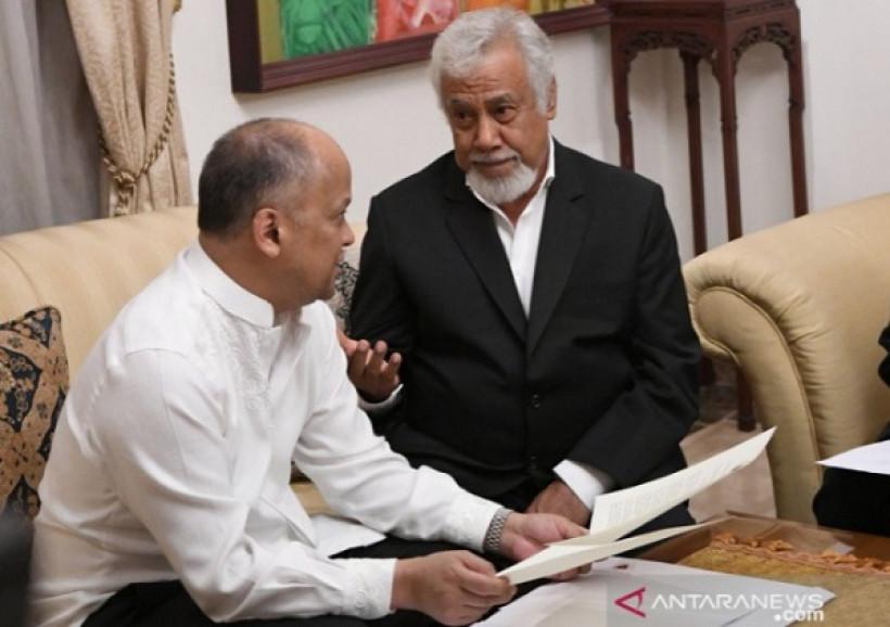 Timor Leste Rontok, Prediksi Xanana Gusmao Sangat Ngeri!
