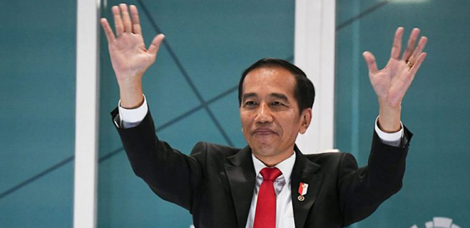Presiden Joko Widodo/RMOL