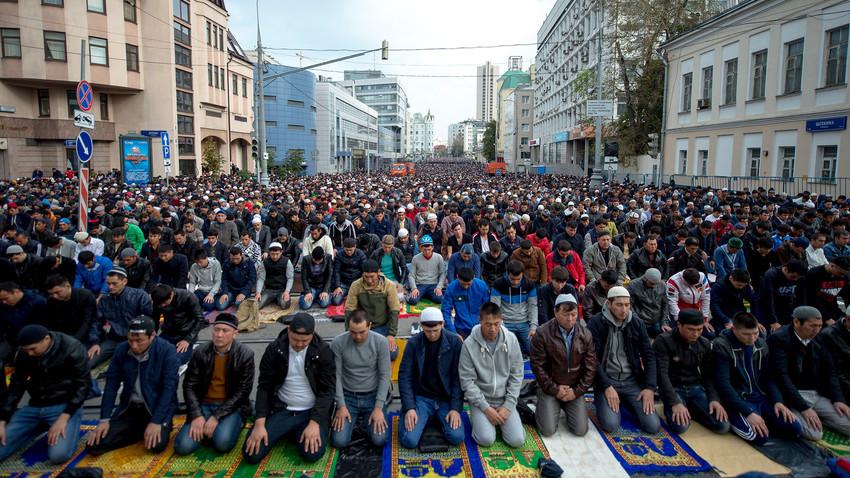 Umat muslim Rusia