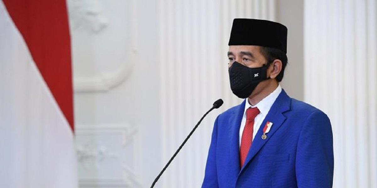 Jokowi Tak Mau Nasib Vaksin Corona Sama dengan UU Cipta Kerja