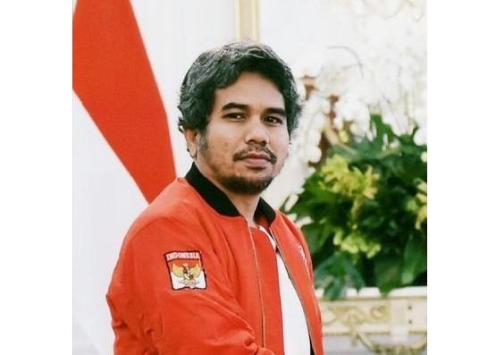 Dewan Pakar Partai Keadilan dan Persatuan Indonesia (PKPI), Teddy Gusnaidi-- twitter