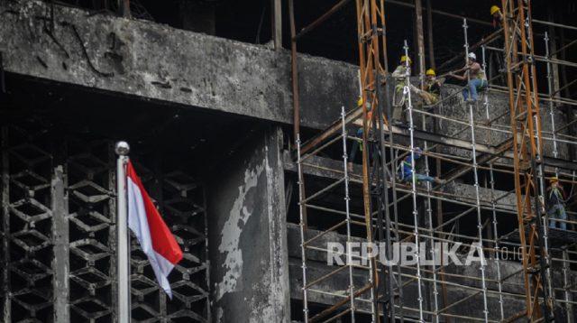 Kejakgung Dulu Diduga Dibakar, Kini Disimpulkan tak Sengaja