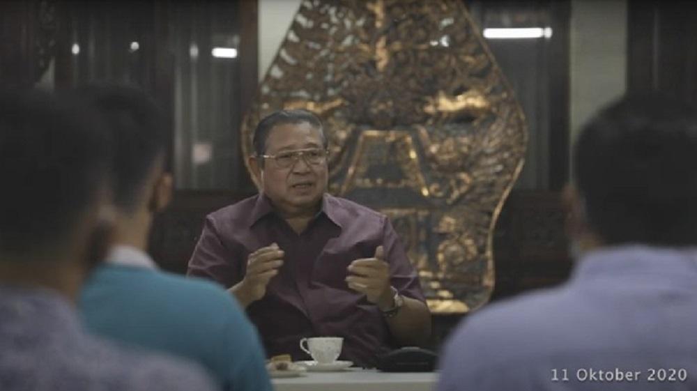 Bos Voxpol Nilai SBY Playing Victim, Begini Analisisnya