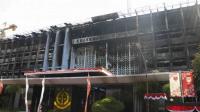 DPR Tak Menyangka Kebakaran Gedung Kejagung Akibat Rokok