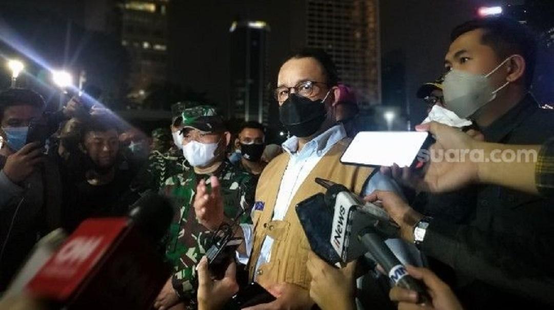 PDIP Minta Anies Tak Lanjutkan PSBB: Bikin Stres, Stroke, Terus Sekarat