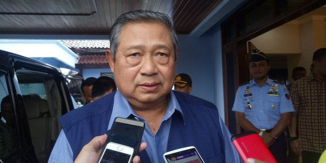 Demokrat Gagal Hentikan UU Cipta Kerja, SBY Minta Kader Tak Menyerah