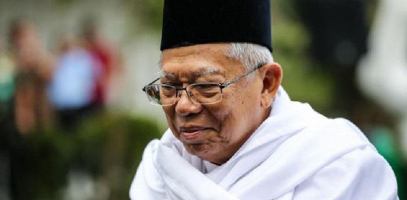 Berlatar Belakang Ulama, Wajar Maruf Amin Wellcome Dengan Habib Rizieq