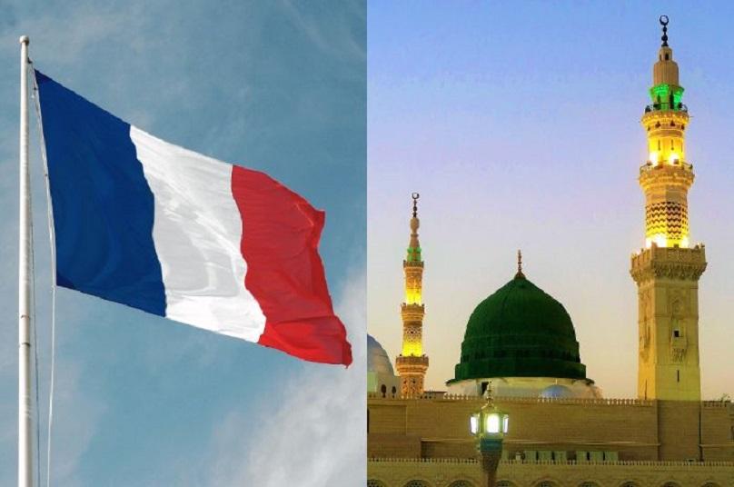 Prancis Ancam Deportasi Semua Muslim yang Menolak Karikatur Nabi Muhammad SAW