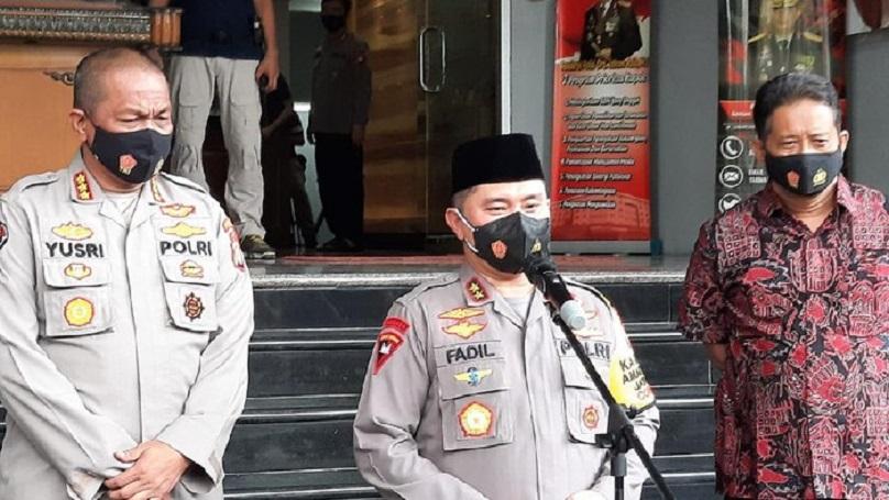 Respons Kapolda Metro soal Habib Rizieq yang Masuk Rumah Sakit