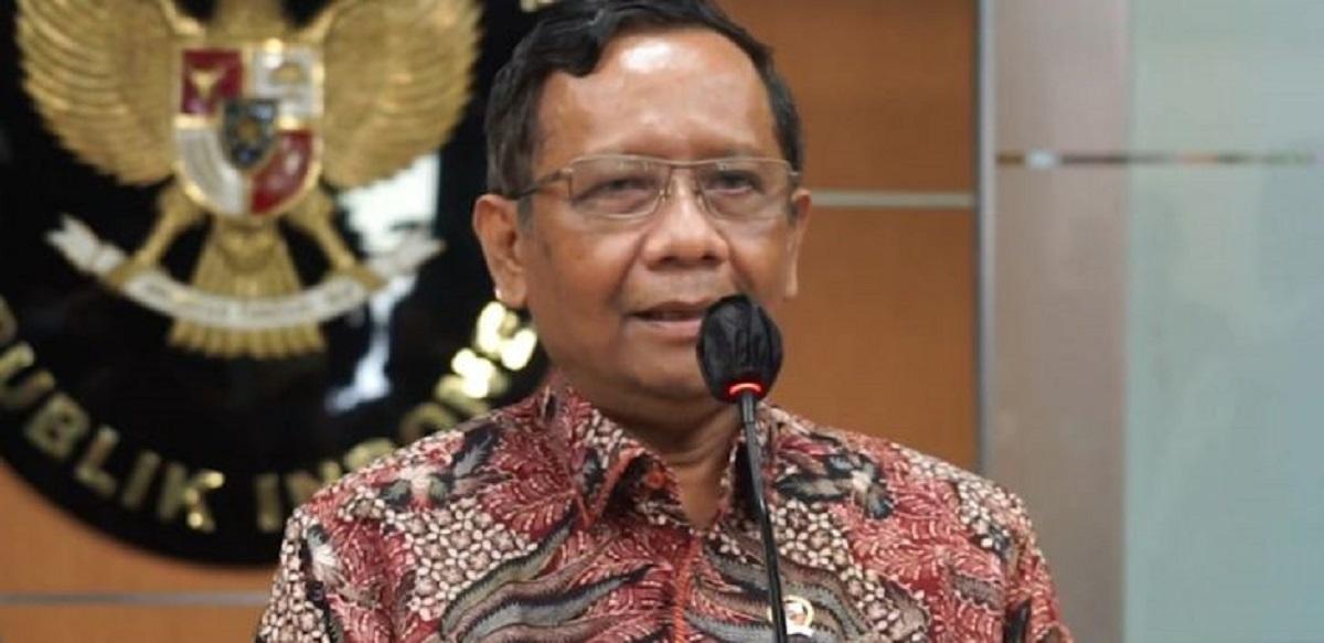 Sempat Timbulkan Kekhawatiran, Mahfud MD Bersyukur Pilkada Serentak Patuh Protokol Kesehatan