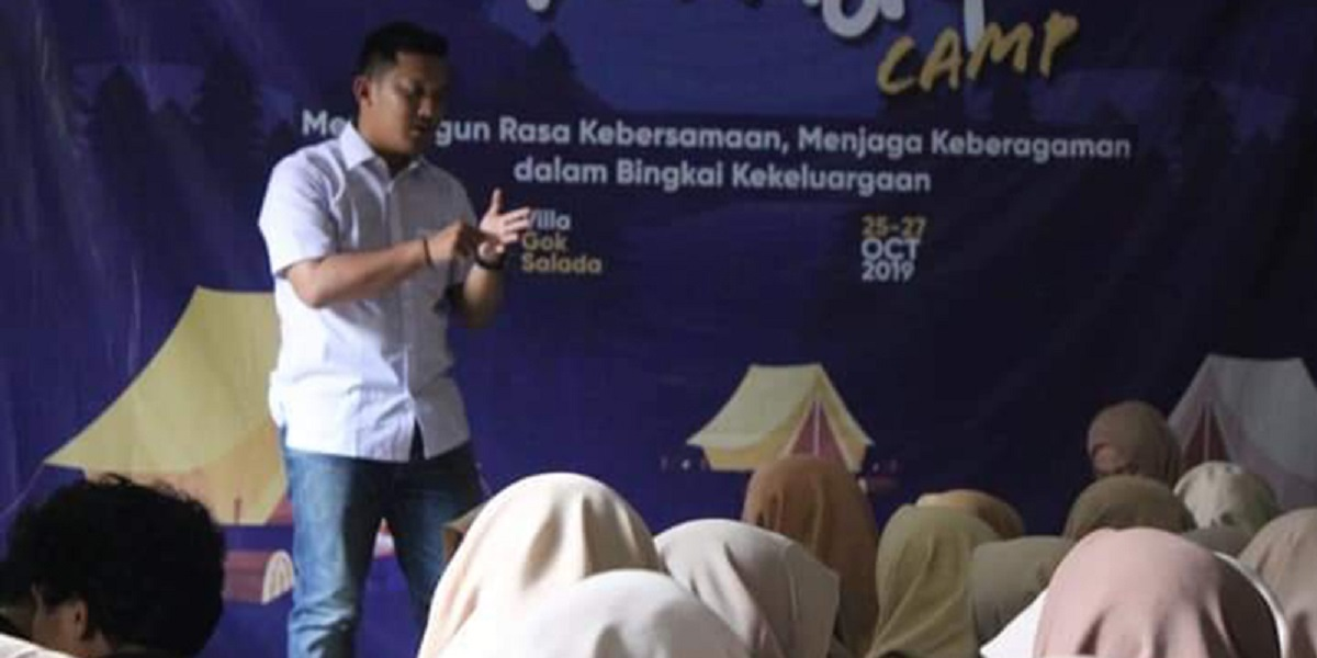 PMI: Generasi Milenial Punya Peran Penting Wujudkan Indonesia Damai Dan Sentosa