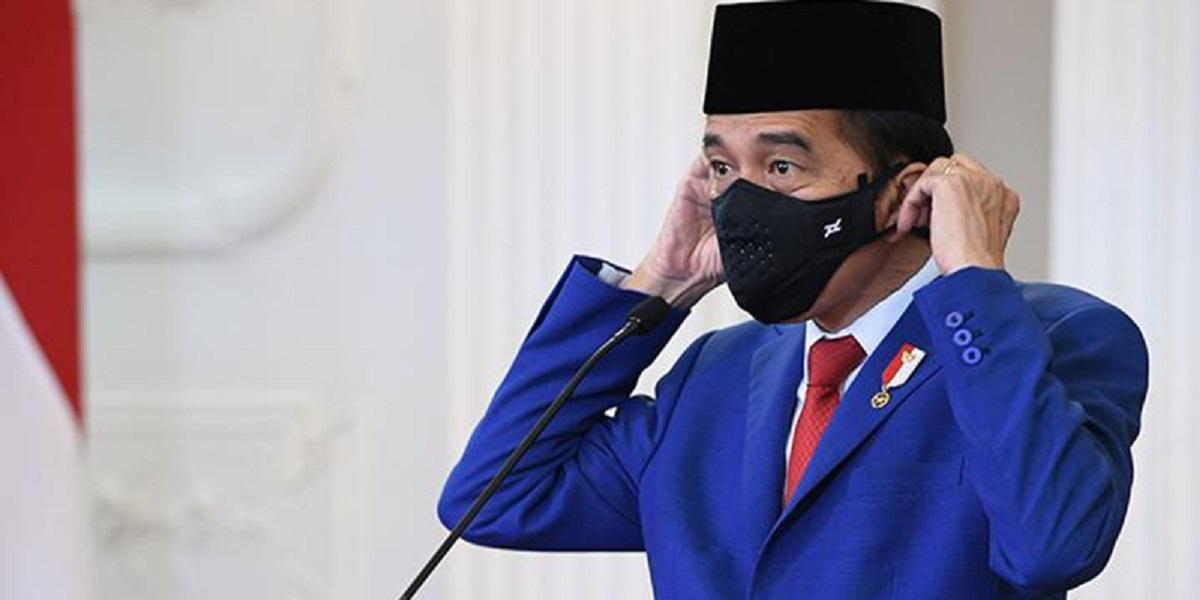 Jokowi: Polisi Jangan Mundur, Tidak Boleh Ada Warga Semena-mena Langgar Hukum