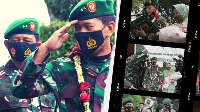 Eks Pangdam Brawijaya Bongkar Ketika 76 Jenderal Nonjob