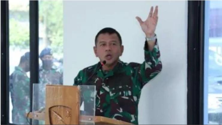 Datangi Natuna, Letjen TNI Muhammad: Tugas Tentara adalah Perang