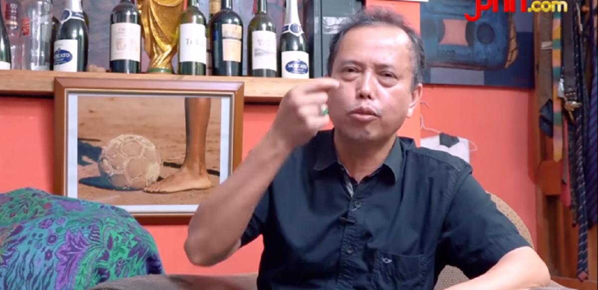 Jokowi Tunjuk Komjen Listyo jadi Calon Kapolri, Analisa Neta IPW Ungkap Sesuatu yang Tersembunyi