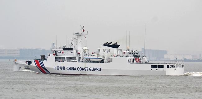 Heboh Kapal China Masuk RI, Bakamla Jelaskan Tentang Hak Lintas Damai Internasional