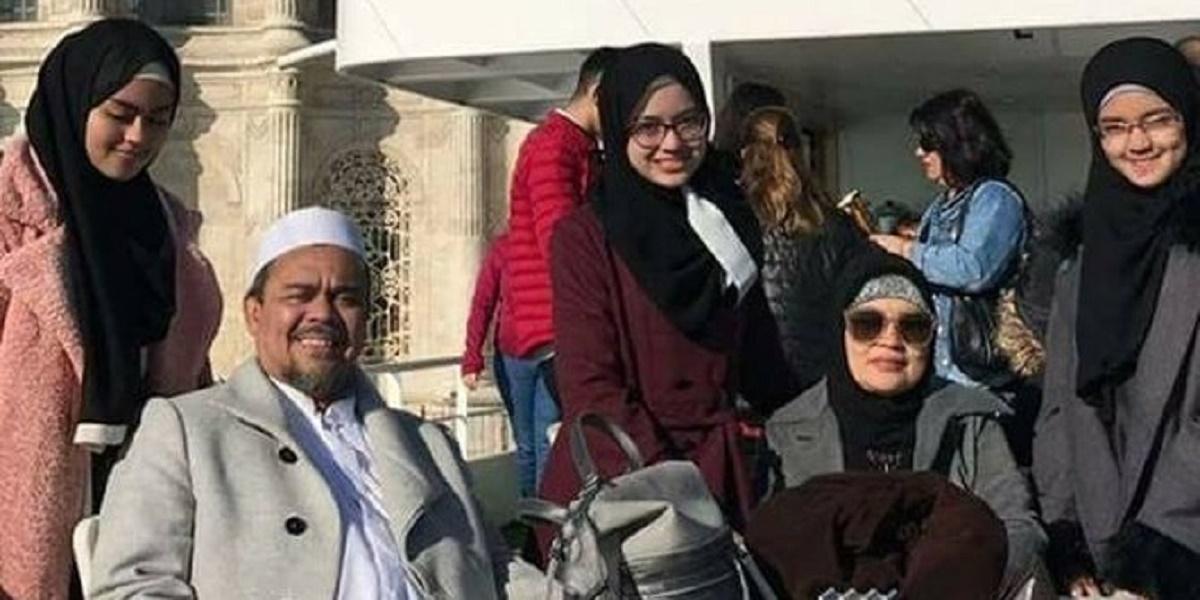 Setelah FPI, 7 Rekening Bank Milik Anak Habib Rizieq Ikut Diblokir