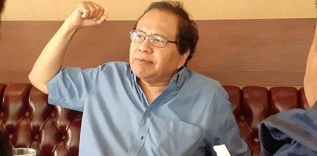Dr. Rizal Ramli, Multikrisis Dan Drama Angin Sorga...