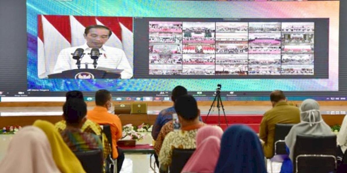 Sesuai Arahan Jokowi, Edy Rahmayadi Pastikan Bansos Tunai Langsung Diterima Masyarakat