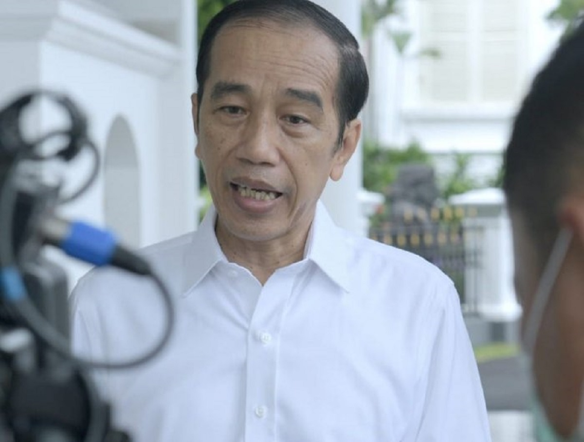 Presiden Jokowi Sampaikan Dukacita Mendalam atas Musibah Sriwijaya SJ182