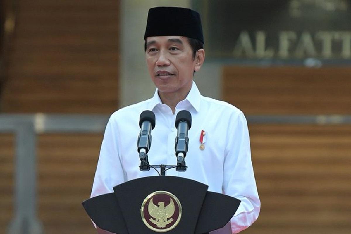 Jokowi Ingatkan Potensi Krisis Pangan Akibat Pandemi Covid-19