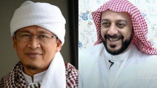 Aa Gym Nangis Ceritakan Kondisi Jenazah Syekh Ali Jaber: Wajahnya Bersih dan Tersenyum