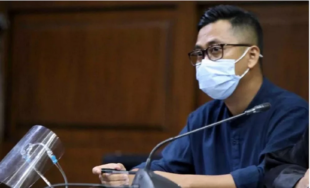 Suap Fatwa MA Djoko Tjandra, Eks Politikus Nasdem Andi Irfan Jaya Divonis 6 Tahun Penjara