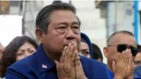 Beredar Foto SBY Tidur di Tenda Saat Ada Bencana