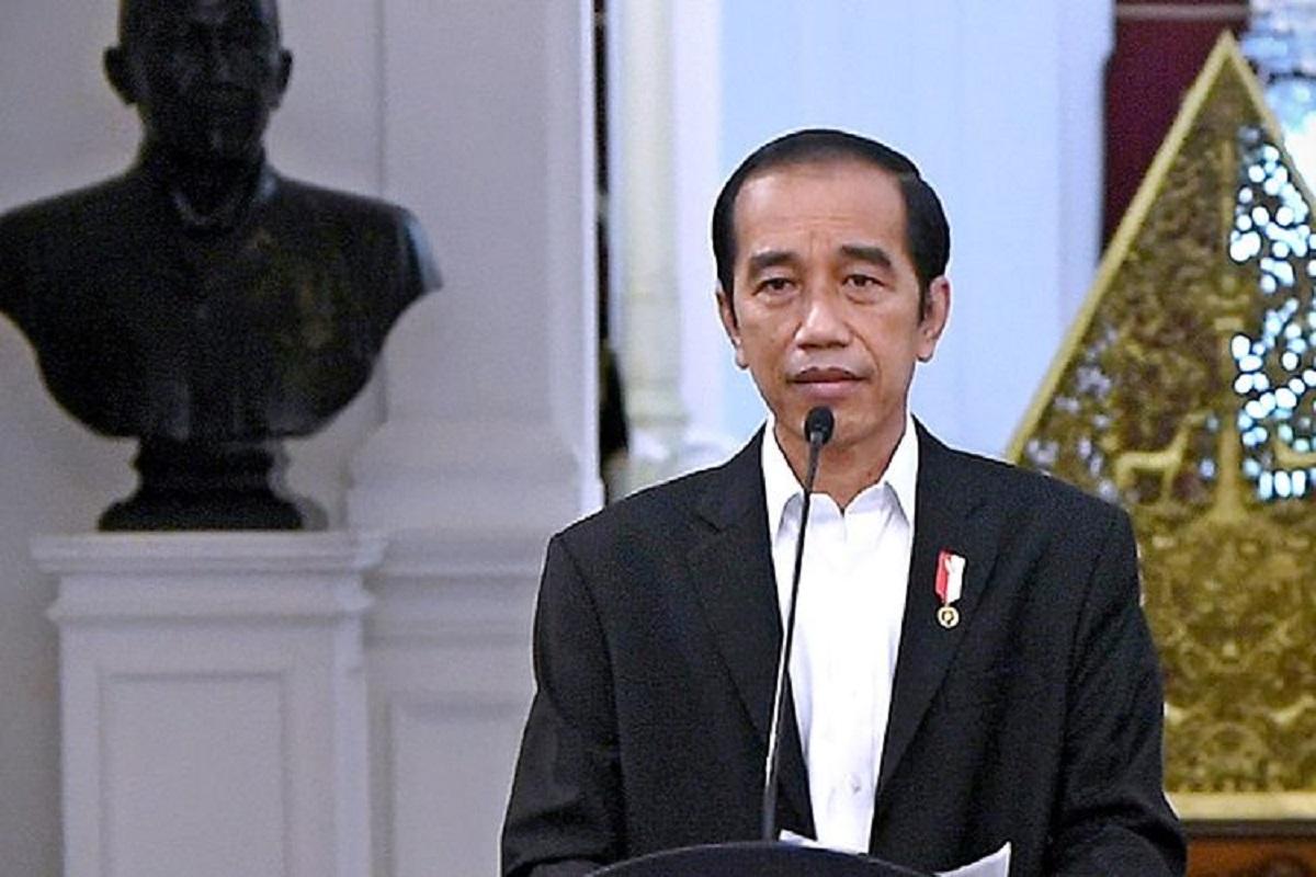 Jokowi Ajak Umat Kristen Edukasi Masyarakat soal Vaksinasi Covid-19