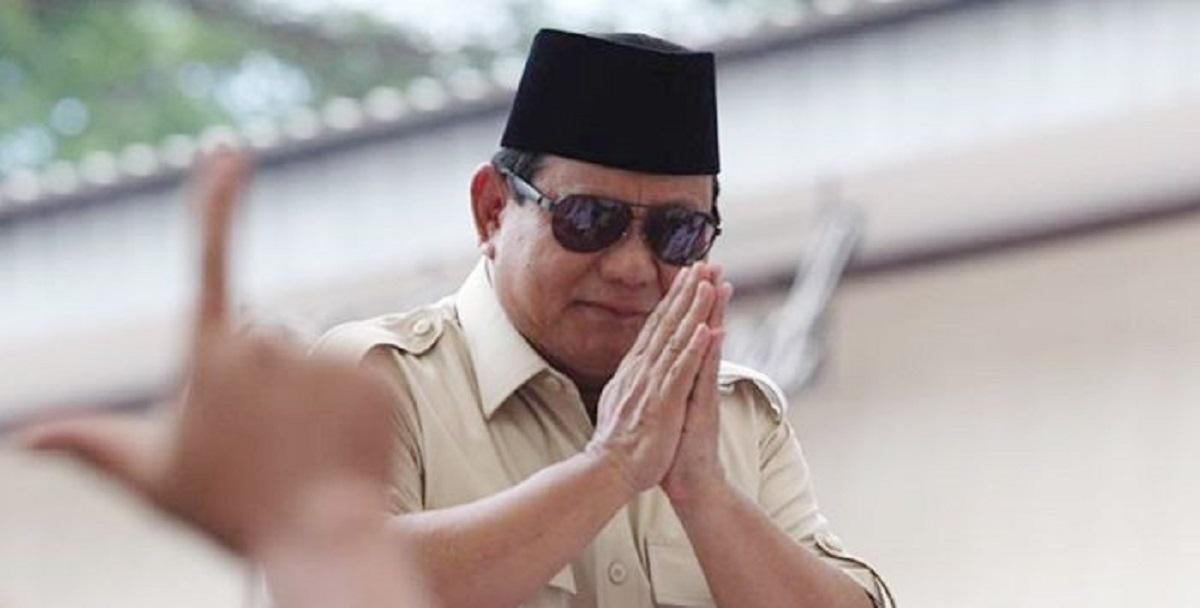 Prabowo Subianto Dikabarkan Sakit Keras Hingga Pakai Alat, Begini Tanggapan Wasekjen DPP Gerindra