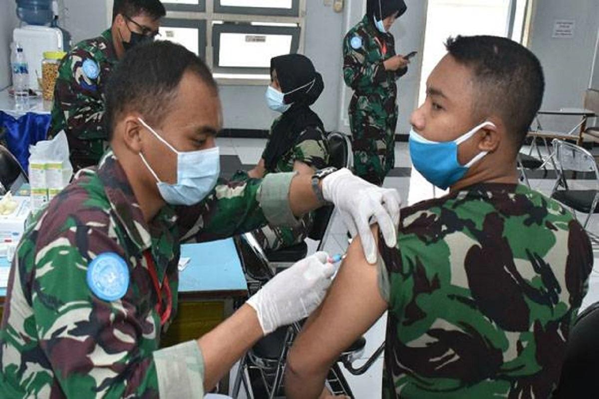 Terlibat Penanggulangan dan Vaksinasi Covid-19, Inilah 7 Peran TNI