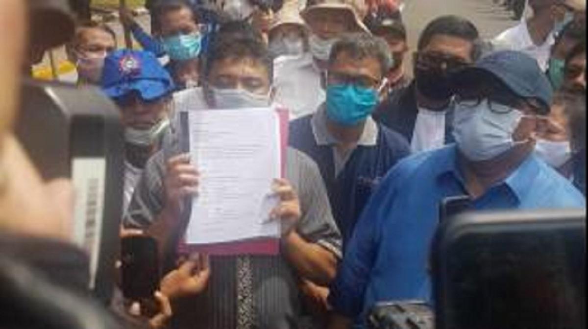 RPP UU Cipta Kerja Perbolehkan Perusahaan PHK Karyawan Tanpa Bayar Full Pesangon