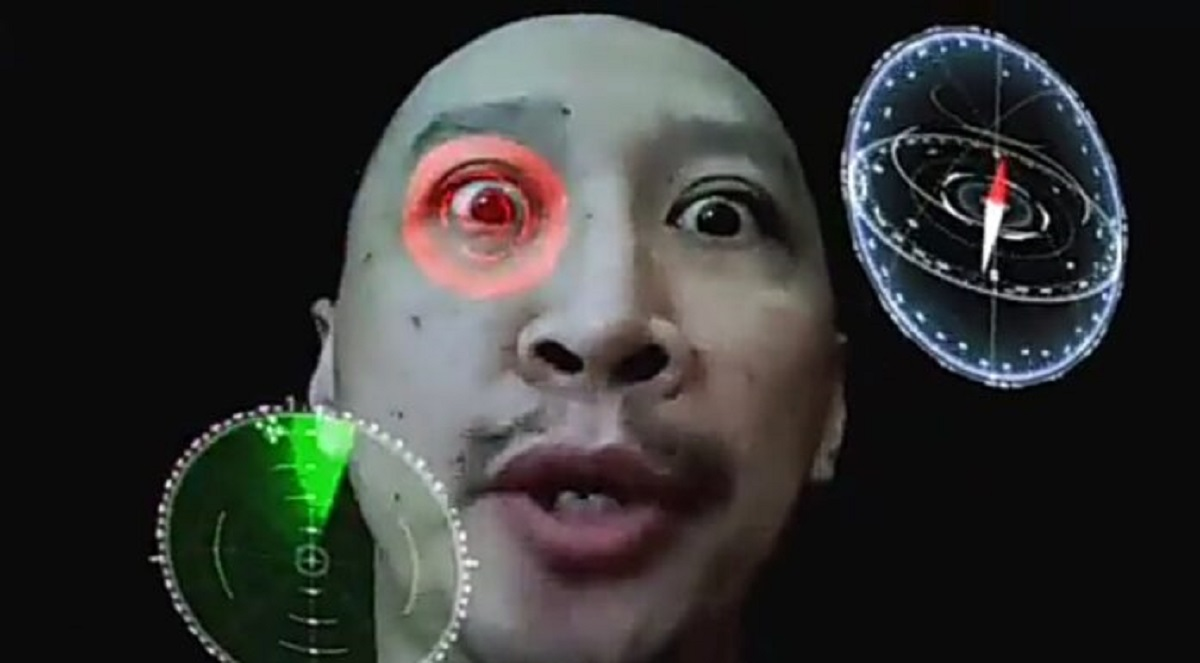 Ejek Anies Lewat Video Iron Man, Abu Janda: Saya Mau Menikmati Genteng Warna Warni