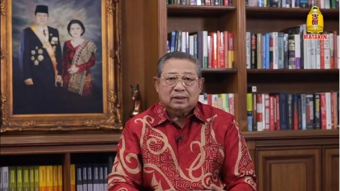 Perayaan Imlek, SBY Bicara Keserakahan-Bencana dan Ajak Bertobat